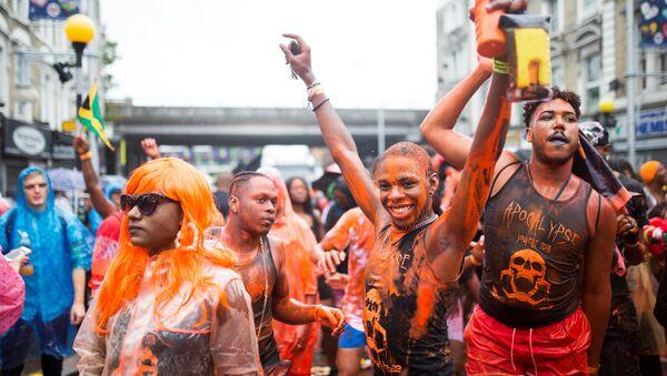 El Carnaval caribeño de Notting Hill - Sputnik Mundo