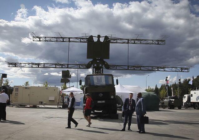 El Foro Internacional Técnico Militar Army 2018
