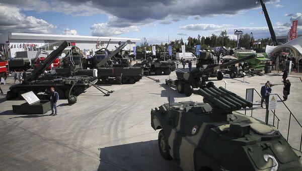 El Foro Internacional Técnico Militar Army 2018 - Sputnik Mundo