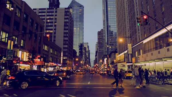 Nueva York, Estados Unidos (archivo) - Sputnik Mundo