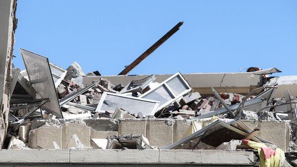 Demolición de una casa - Sputnik Mundo