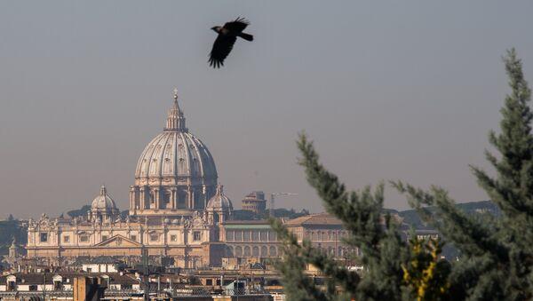 Basílica de San Pedro, Roma - Sputnik Mundo