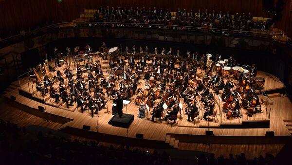 Orquesta sinfónica de Argentina - Sputnik Mundo