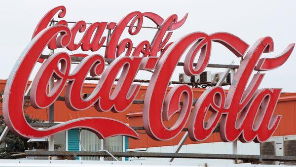 Logo de Coca-Cola - Sputnik Mundo