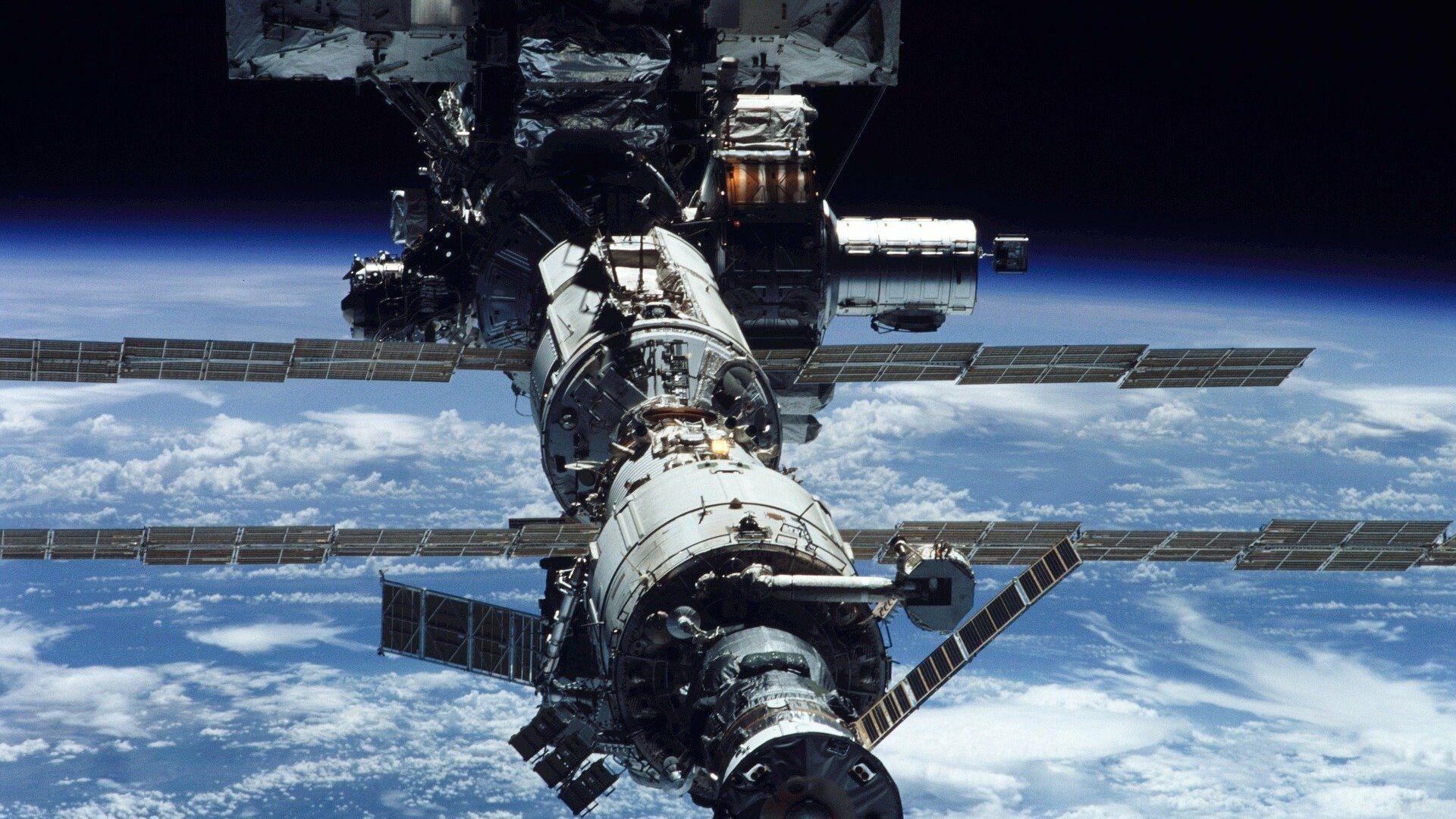 Estación Espacial Internacional (EEI) - Sputnik Mundo, 1920, 09.03.2021