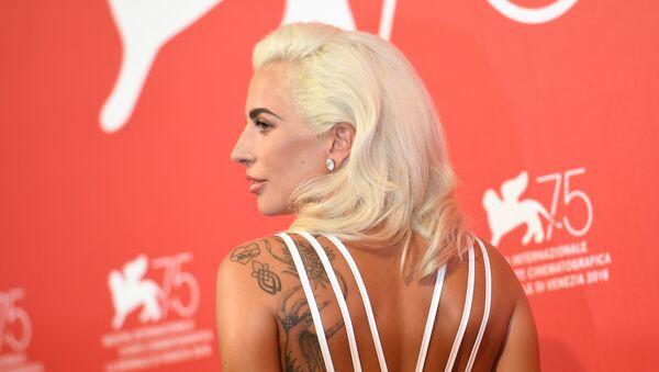 La cantante Lady Gaga - Sputnik Mundo