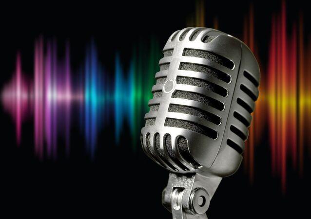 Micrófono (imagen referencial)