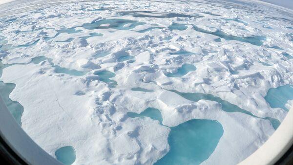Océano Ártico (archivo) - Sputnik Mundo