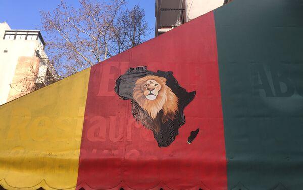 El Buen Sabor Africano, restaurante camerunés en Buenos Aires - Sputnik Mundo
