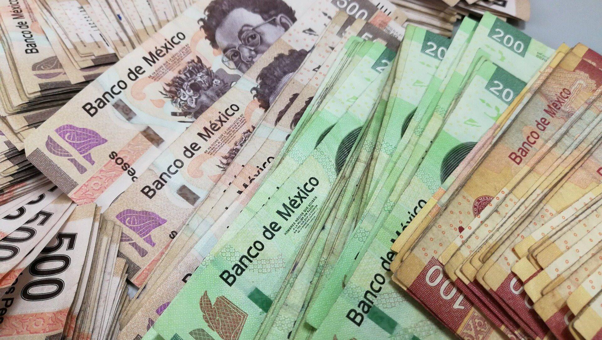 Pesos mexicanos - Sputnik Mundo, 1920, 02.02.2021