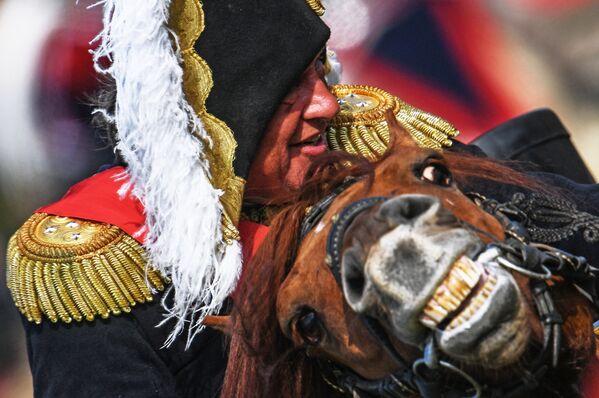 La batalla de Borodinó se reanuda cerca de Moscú - Sputnik Mundo