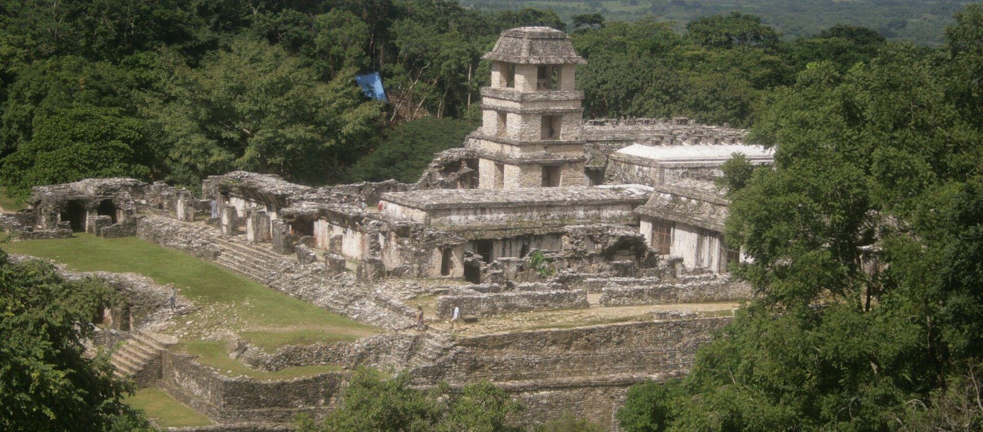 Palacio de Palenque - Sputnik Mundo, 1920, 04.09.2018