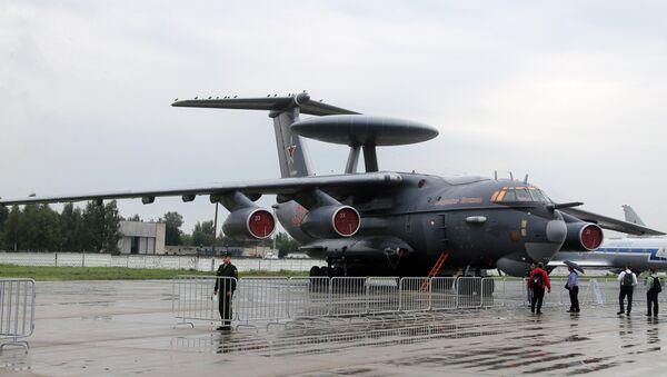 Avión A-50U (archivo) - Sputnik Mundo