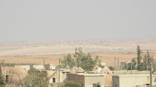 Situación en la provincia siria de Idlib - Sputnik Mundo