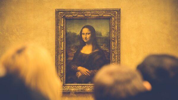 Mona Lisa, el cuadro - Sputnik Mundo