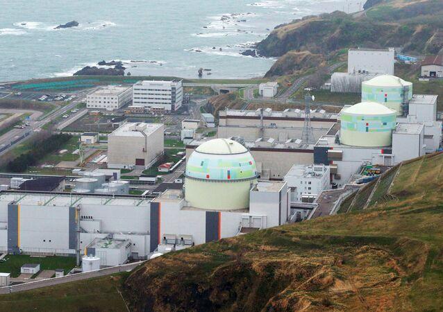 Planta nuclear de Hokkaido, Japón