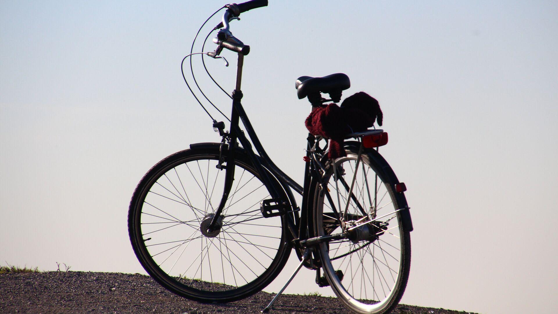 Una bicicleta - Sputnik Mundo, 1920, 09.06.2021