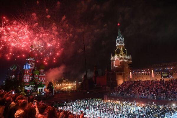 Tifones, carnavales y puestas de sol: estas son las imágenes de la semana - Sputnik Mundo