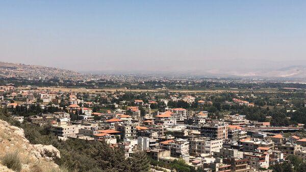 Valle de Bekaa, en la frontera entre el Líbano y Siria - Sputnik Mundo