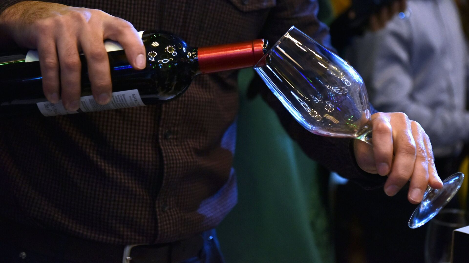 Consumo de vino (imagen referencial) - Sputnik Mundo, 1920, 09.07.2021