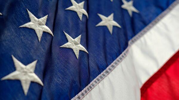 Bandera de EEUU (imagen referencial) - Sputnik Mundo