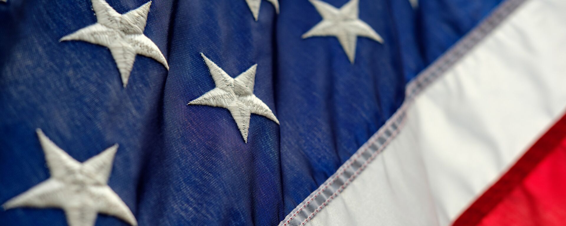 Bandera de EEUU - Sputnik Mundo, 1920, 09.03.2021