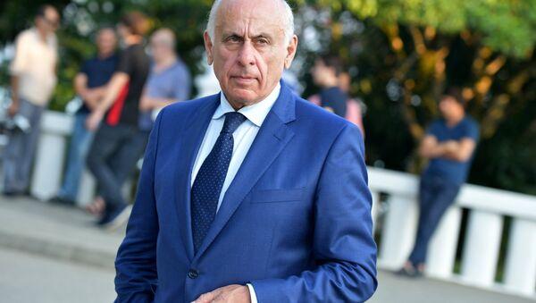 Guennadi Gagulia, primer ministro de Abjasia - Sputnik Mundo