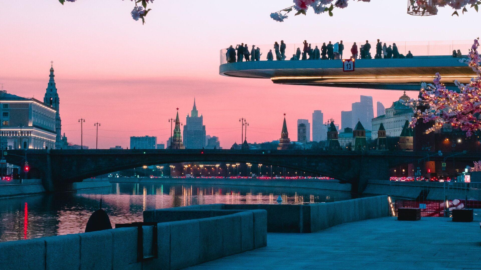 Moscú, capital de Rusia - Sputnik Mundo, 1920, 12.06.2021