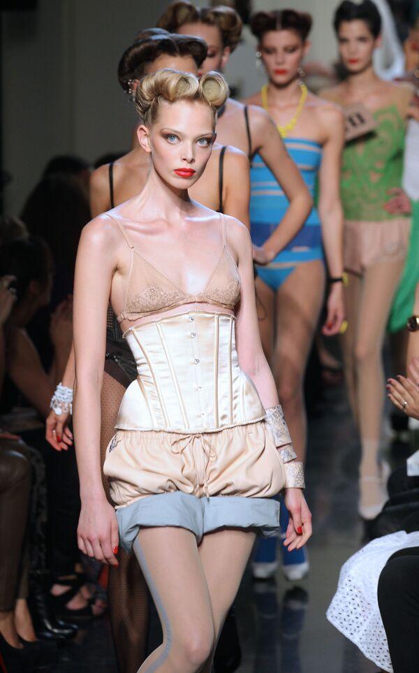 Las modelos rusas más hermosas y con más éxito - Sputnik Mundo