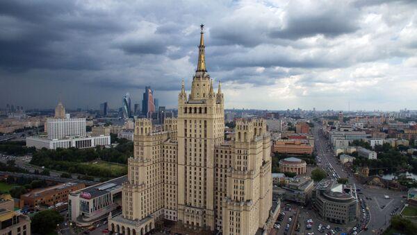 Las siete hermanas' de piedra: la tarjeta de visita de Moscú - Sputnik Mundo