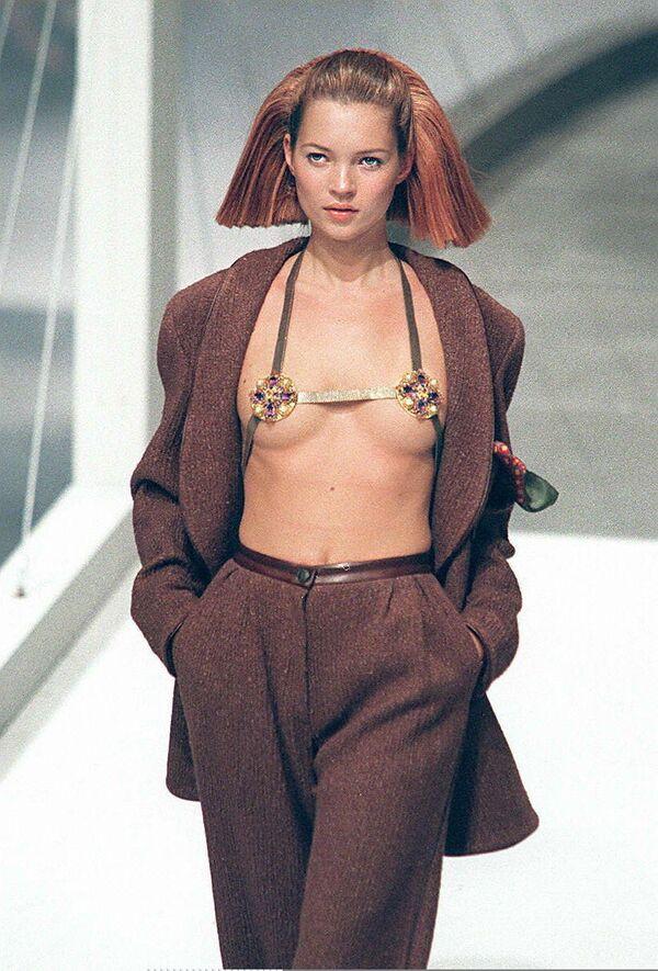 Elegancia y excentricidad: Karl Lagerfeld y sus musas - Sputnik Mundo