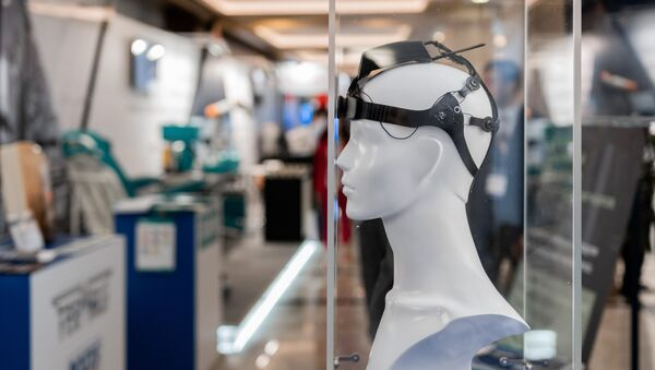 El interfaz neuronal desarrollado por Rostec - Sputnik Mundo