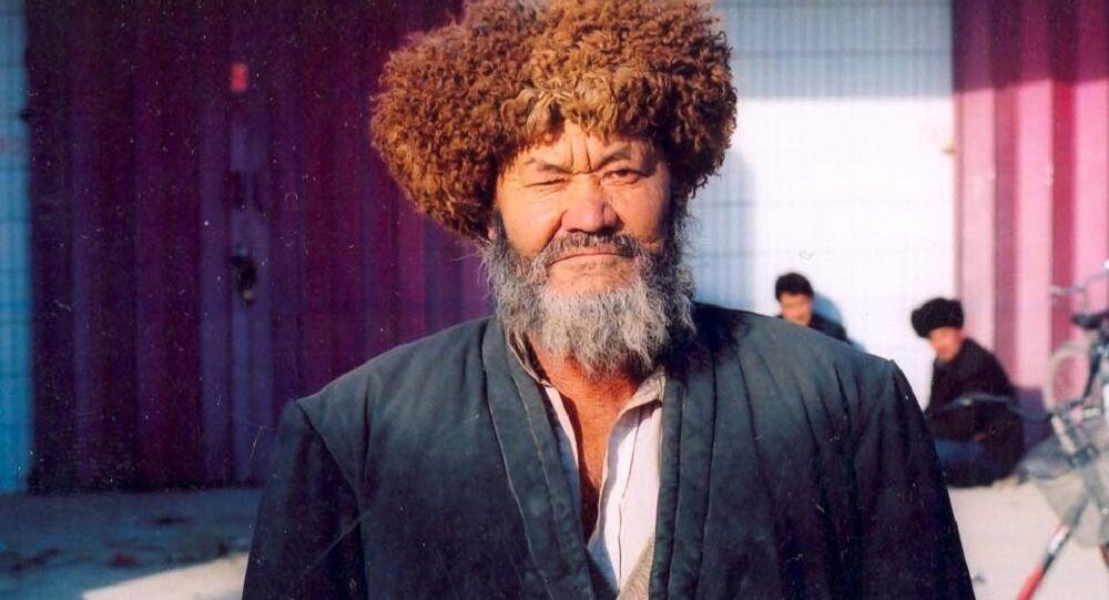Un uigur