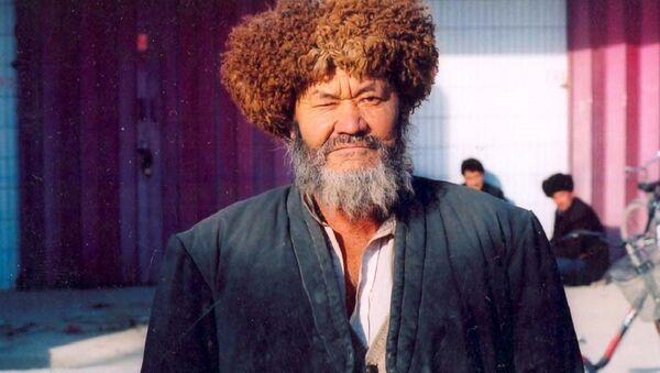 Un uigur (archivo) - Sputnik Mundo