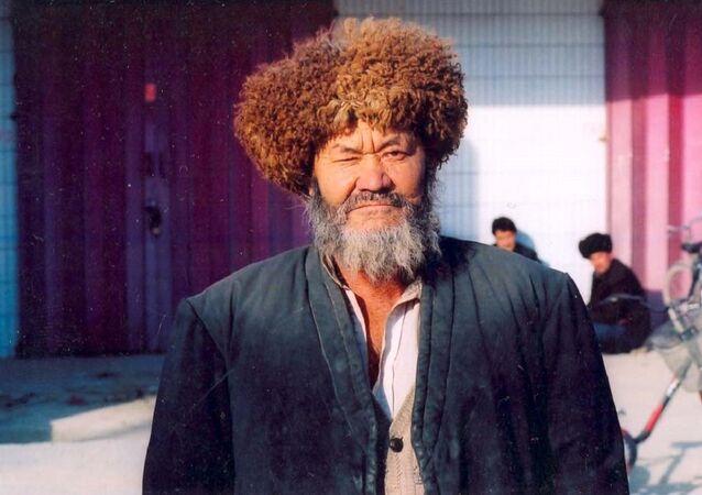 Un uigur (imagen referencial)