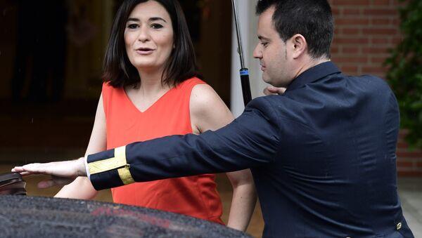 Carmen Montón, ministra española de Sanidad - Sputnik Mundo