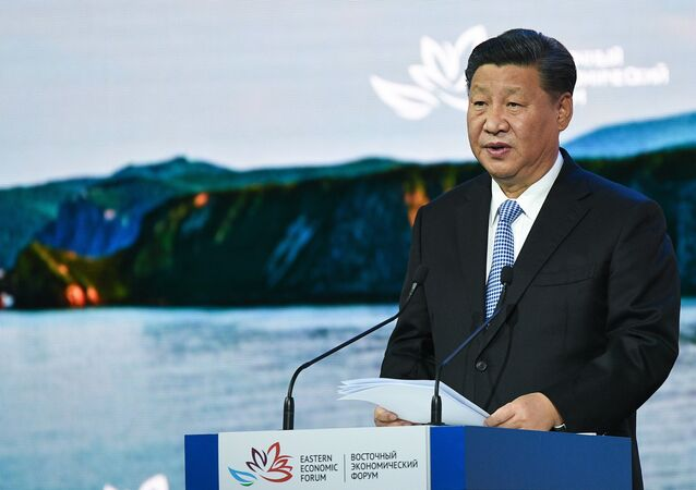 Xi Jinping, presidente de China (archivo)