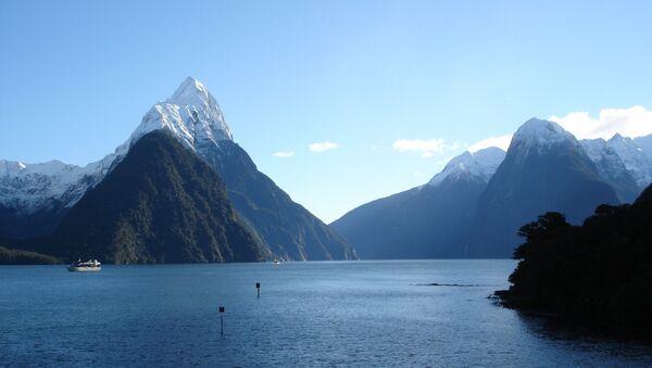 Milford Sound, Nueva Zelanda - Sputnik Mundo