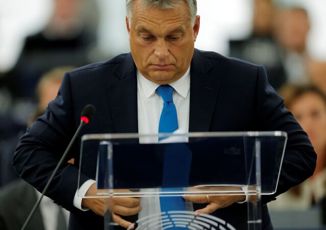Primer ministro de Hungría, Viktor Orban