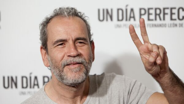 Willy Toledo, el actor español  - Sputnik Mundo