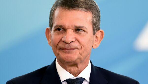 Joaquim Silva e Luna, ministro brasileño de Defensa - Sputnik Mundo