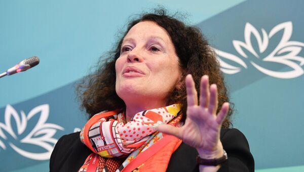 Sylvie Bermann, embajadora francesa en Rusia - Sputnik Mundo