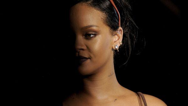 Rihanna, la cantante estadounidense - Sputnik Mundo