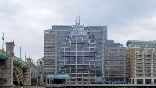 La sede de Ofcom - Sputnik Mundo