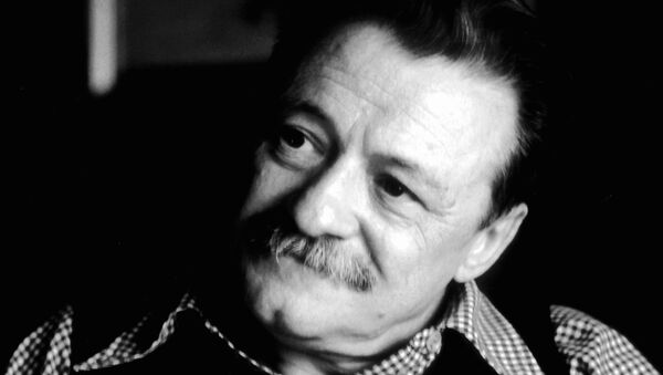 Mario Benedetti, escritor uruguayo - Sputnik Mundo
