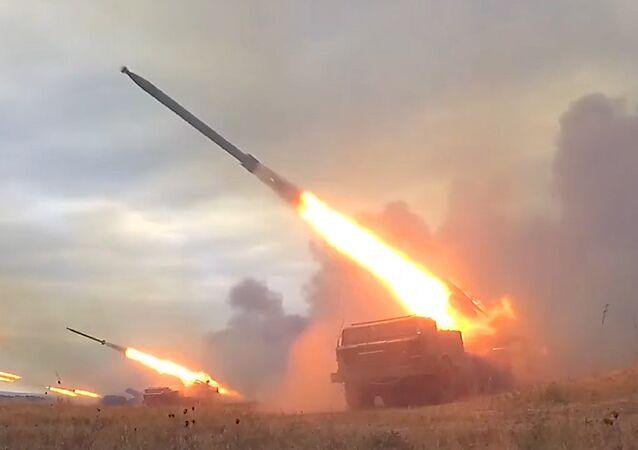Los momentos más destacados de las maniobras Vostok 2018