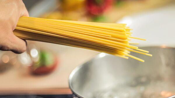 Espagueti (imagen ilustrativa) - Sputnik Mundo