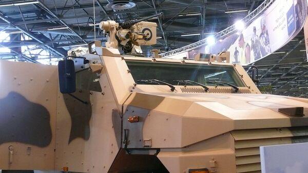 Vehículo de infantería Aravis (Archivo) - Sputnik Mundo