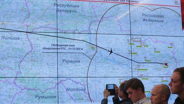 El Ministerio de Defensa de Rusia revela los datos sobre el misil que derribó MH17 - Sputnik Mundo