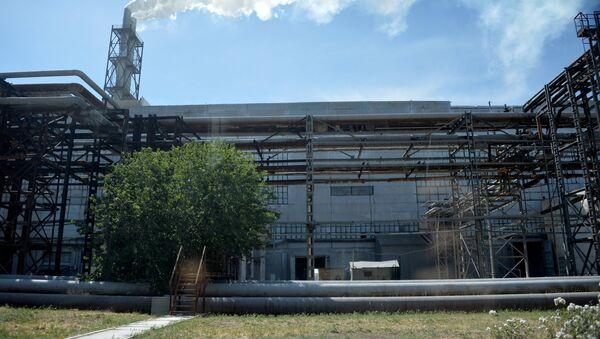 La fábrica KrimskiTitan - Sputnik Mundo